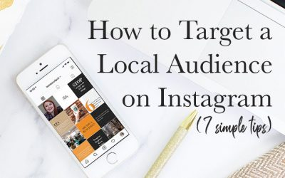 How to Target a Local Audience on Instagram (7 Simple Tips)