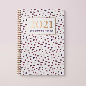My Social Media Planner Gift Idea for small business owners