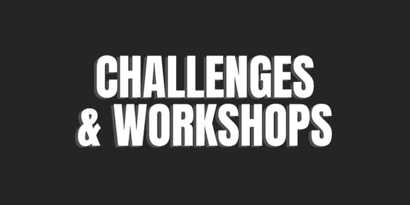 Email Marketing Low Cost Workshops & Challenges